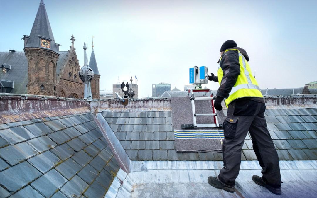 Over verleden, heden en toekomst Binnenhof