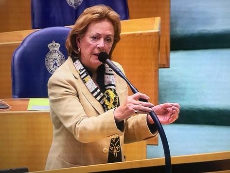 Leven na het parlement: Lenny Geluk-Poortvliet